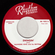 SAUNDERS KING - SWINGIN'