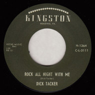 DICK TACKER - ROCK ALL NIGHT WITH ME