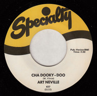 ART NEVILLE - CHA DOOKY-DOO