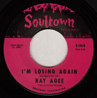 RAY AGEE - I'M LOSING AGAIN