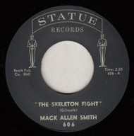SMITH • MACK ALLEN SMITH - THE SKELETON FIGHT