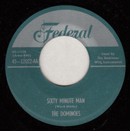 DOMINOES - SIXTY MINUTE MAN