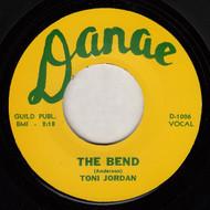 TONI JORDAN - THE BEND