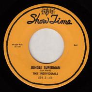 INDIVIDUALS - JUNGLE SUPERMAN
