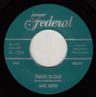 BROWN • JAMES BROWN - CHONNIE ON CHON