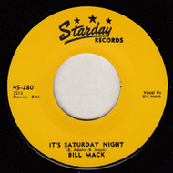 BILL MACK - IT'S SATURDAY NIGHT