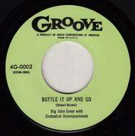 BIG JOHN GREER - BOTTLE UP AND GO