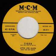 ALLEN • LITTLE JOE ALLEN - TIGER