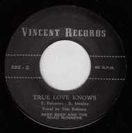 BEEP BEEP AND THE ROAD RUNNERS - TRUE LOVE KNOWS/SHIFTING GEARS