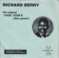 RICHARD BERRY - LOUIE LOUIE +3