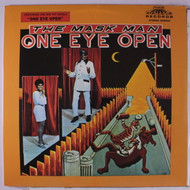 THE MASK MAN - ONE EYE OPEN