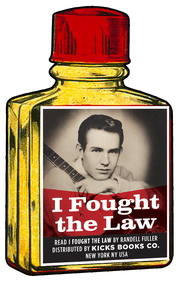 KBSP92 I FOUGHT THE LAW FRAGRANCE PERFUME BOBBY FULLER
