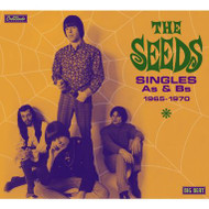 THE SEEDS - SINGLES A'S & B'S (CD)