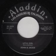 JOHN & JACKIE - LITTLE GIRL