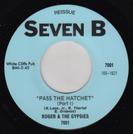 ROGER & THE GYPSIES - PASS THE HATCHET