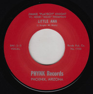 "KNIGHT • JIMMIE ""PLAYBOY"" KNIGHT - LITTLE ANN"