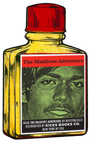 KBSP9C THE MALDIVES ADVENTURES FRAGRANCE by Royston Ellis