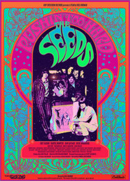 SEEDS OFFICIAL 2014 GNP CRESCENDO SEEDS: PUSHIN' TOO HARD DOCUMENTARY POSTER