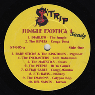 JUNGLE EXOTICA VOL. 1 (SANDY)