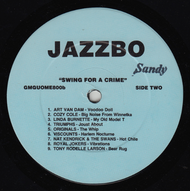 SWING FOR A CRIME (SANDY)