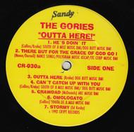 GORIES - OUTTA HERE (SANDY)