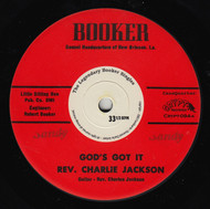 REVEREND CHARLIE JACKSON - GOD'S GOT IT (SANDY)