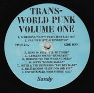 TRANS-WORLD PUNK VOL. 1 (SANDY)