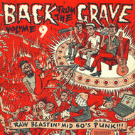 BACK FROM THE GRAVE VOL. 9