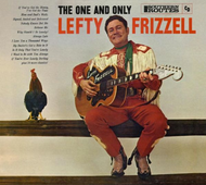LEFTY FRIZZELL - THE ONE AND ONLY CD