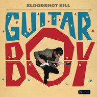 ED-410 BLOODSHOT BILL - GUITAR BOY (LP)