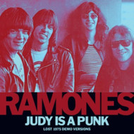 193 LTD ED - RAMONES - JUDY IS A PUNK / JUDY IS A PUNK (Clear Blue Vinyl!)