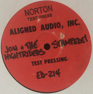 214 JON AND THE NIGHTRIDERS- STAMPEDE! LP (NTP-214)