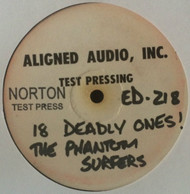 218 PHANTOM SURFERS - EIGHTEEN DEADLY ONES! LP (NTP-218)