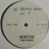 228 THE RAGING TEENS VOL. 3 LP (NTP-228)