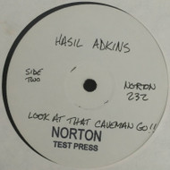 232 HASIL ADKINS - LOOK AT THAT CAVEMAN GO!! LP (NTP-232)