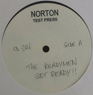 244 THE READYMEN - GET READY!! LP (NTP-244)