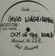 268 GINO WASHINGTON - OUT OF THIS WORLD LP (NTP - 268)
