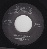 RAYE - JIMMIE RAYE - HEY LET'S DANCE