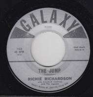 RICHARDSON • RICHIE RICHARDSON - THE JUMP