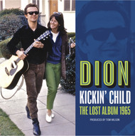 411  DION - KICKIN' CHILD LP   (pre-order for May 12 ship date)