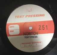 251 THE IGUANAS LP (NTP-251)