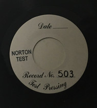 503 PRETTY THINGS - BUZZ THE JERK / YOU DON'T BELIEVE ME / YOU'LL NEVER DO IT BABY / COME SEE ME (NTP-503)