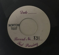 831 CHARLIE FEATHERS - BOTTLE TO THE BABY / SO ASHAMED (NTP-831)