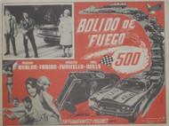 BOLIDO DE FUEGO