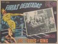FURIAS DESATADAS: LOS TIGRES DEL RING