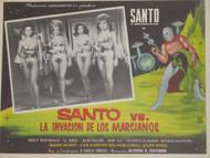SANTO VS LA INVASION DE LOS MARCIANOS