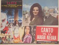 SANTO VS LA MAGIA NEGRA