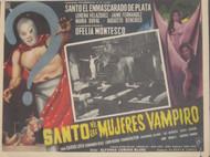 SANTO VS LAS MUJERES VAMPIROS