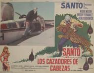 SANTO VS LOS CAZADORES DE CABEZAS #1