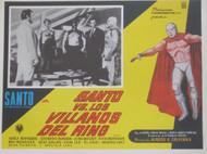 SANTO VS LOS VILLANOS DEL RING